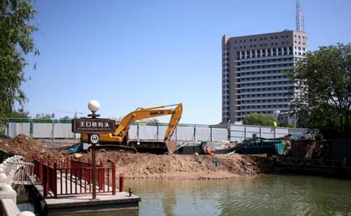 聊城:城区4座改造桥梁9月均可建设完成恢复通行