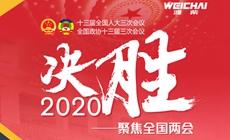 决胜2020——聚焦全国两会