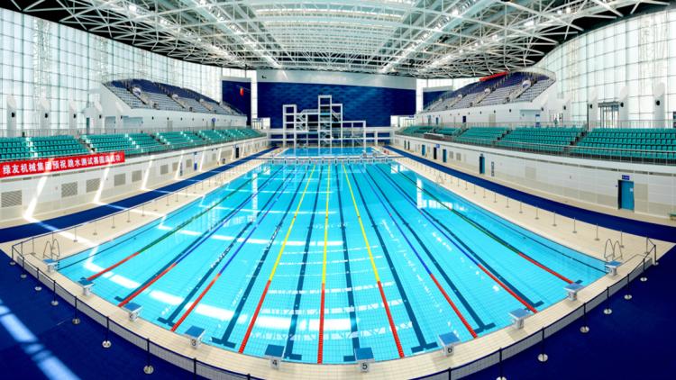济南奥体中心游泳馆5月20日起恢复开放!