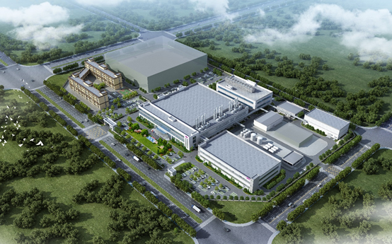 青岛建起国内最大的功率器件生产基地!青岛惠科项目封顶仪式圆满成功