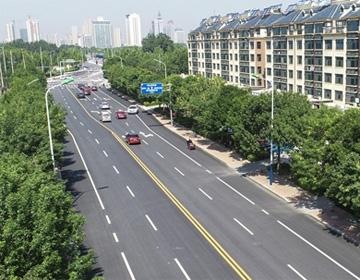 滨州市城区5条路段排水防涝改造工程完工