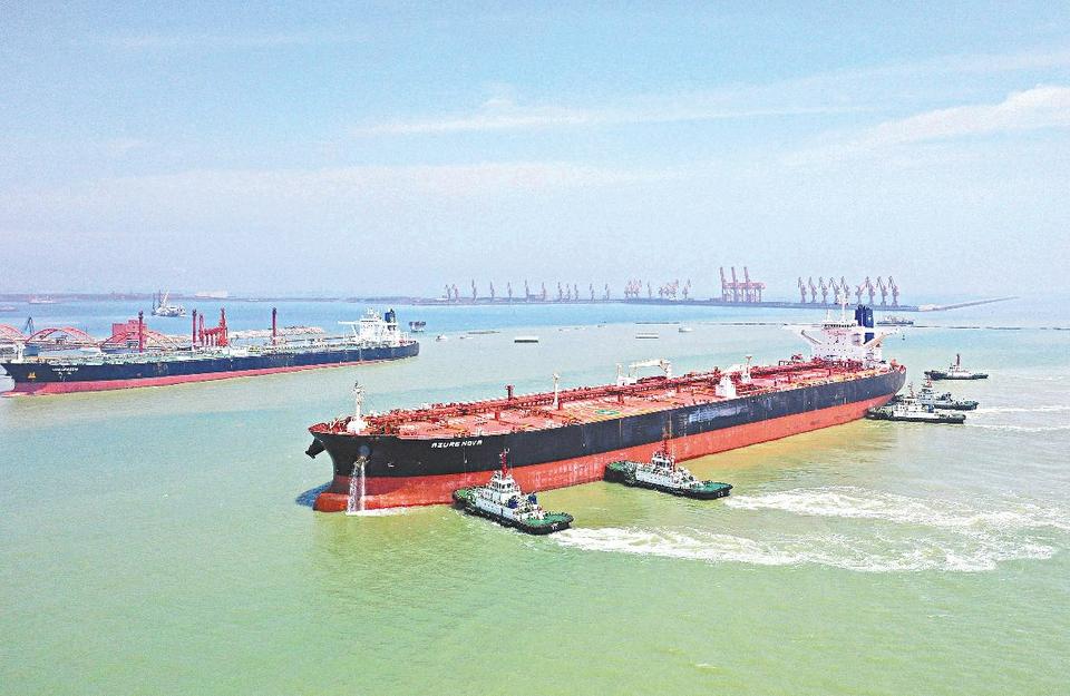 日照市4月外贸进出口总值同比增长19.4%