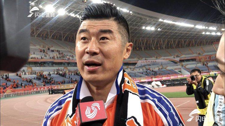 鲁能教练组成员韩鹏加盟国少教练组