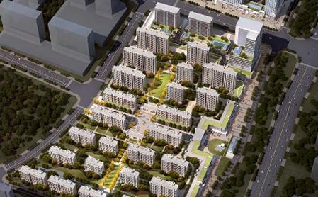 青岛这两幅地块规划出炉 住宅、商业、幼儿园全安排