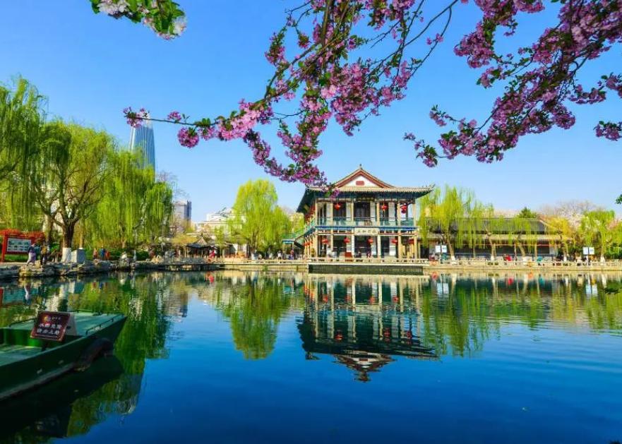 泉城自古是诗城 这些诗词里有济南最美的秀色