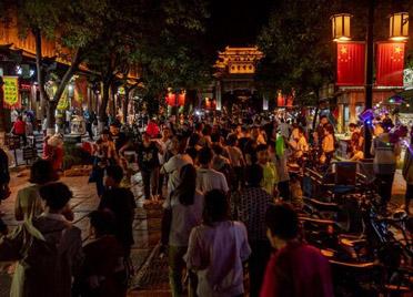 """按下夜经济""""快进键""""潍坊各县市区亮点纷呈"""