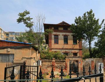 揭秘青岛欧式老建筑 常州路上德国要塞工程局你知道吗