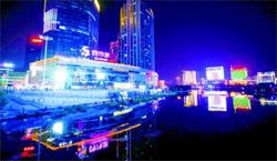 """潍坊市""""夜经济""""日渐繁荣"""
