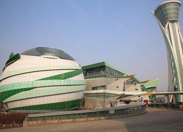 潍坊市科技馆开馆,日接待限量400人