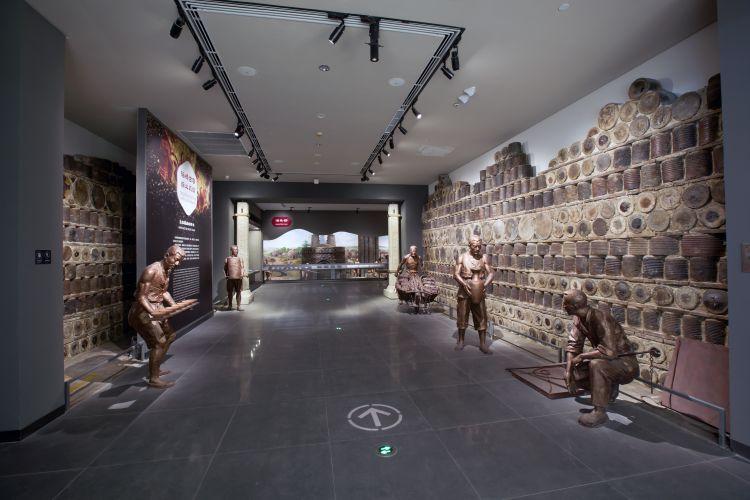走进中国陶瓷琉璃馆古瓷厅探寻最美瓷器