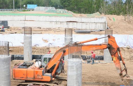 速看,国道340黄河故道桥维修加固工程的进展来啦!