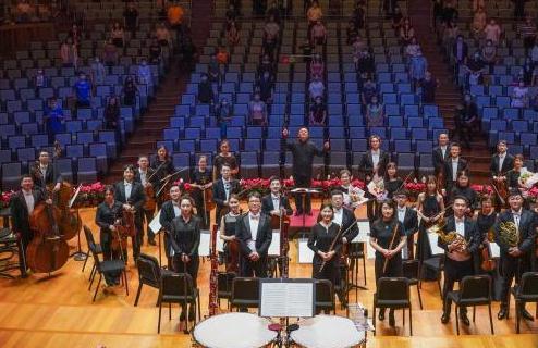 """国家大剧院""""声如夏花""""线上音乐会首邀观众现场观演"""