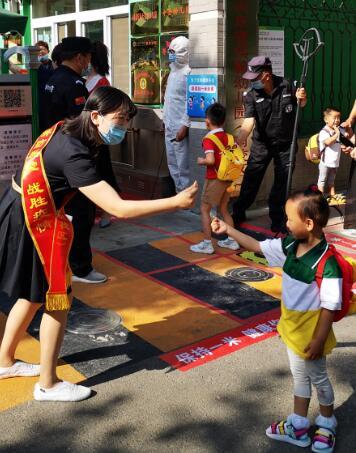 熱鬧了!濟南2200多所幼兒園集中開園