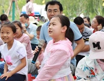 """泥塑、绘本、红歌、文学 滨州市图书馆打出花样""""童年牌"""""""