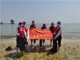 保護海洋 守護未來 福彩參加全國放魚日增殖放流志愿活動