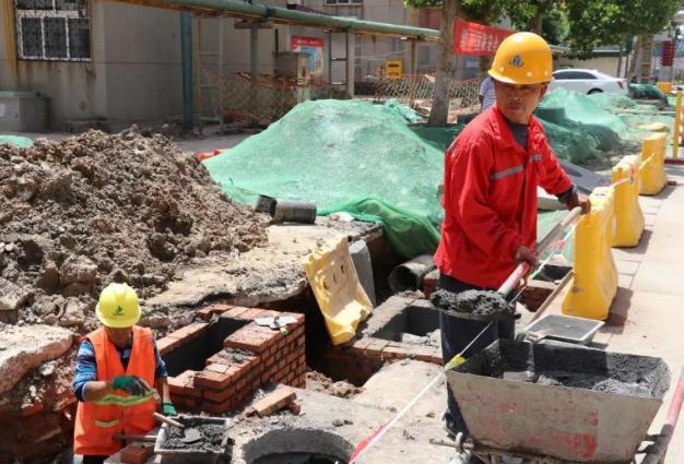 补短板促融合 东营区全力提高西城防洪排涝能力