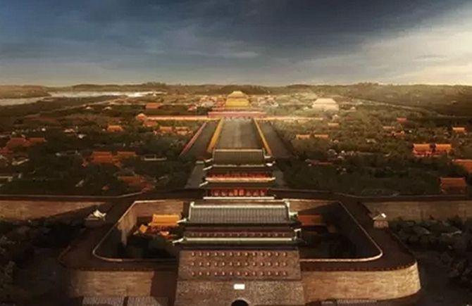 元大都咋建成?明代北京城为啥成了凸字形?