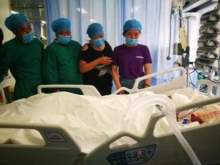 临沂一农妇受重伤不治 丈夫捐器官救3名重症患者