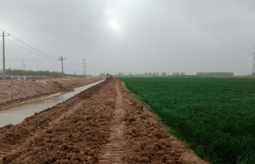 东营区四万亩高标准农田建设项目顺利通过省、市联合验收