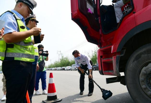 东营全力打造危化品运输车、重型货车综合治理新模式