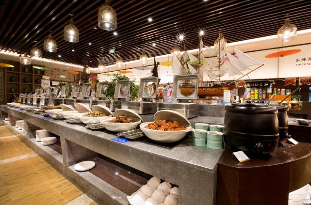 蓝海集团首倡新式分餐,引领餐饮健康新潮流