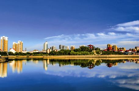 湿地涵养一座城!东营,谱一曲湿地与城市的依依恋歌