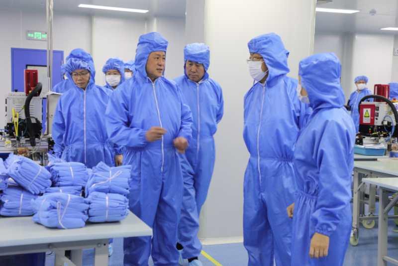 從負債累累到單月產值突破8000萬元——鴻宇醫療器械有限公司順利破產重組獲新生
