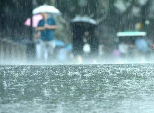 新一轮雨水上线!济宁本周四天有雨