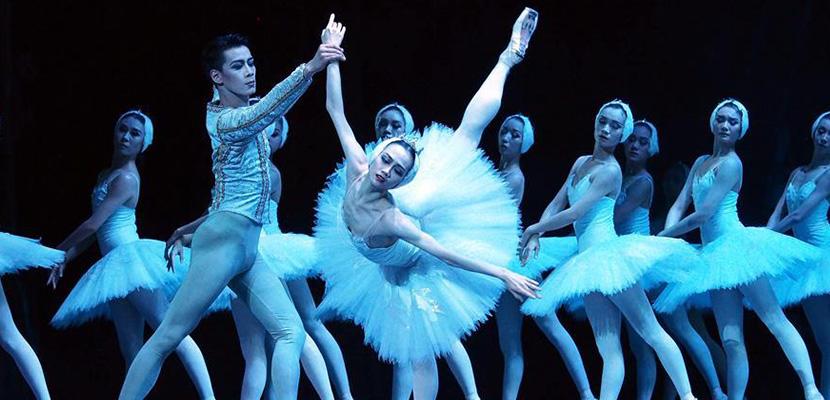 上海芭蕾舞团经典舞剧《天鹅湖》复演