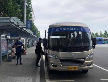 青岛西站动态巴士22日起上路,覆盖160处停靠站点