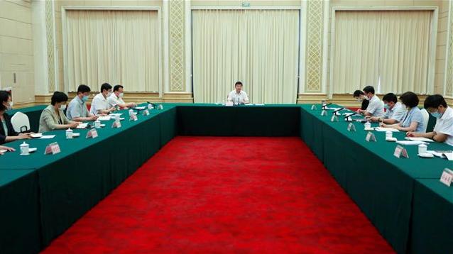威海市委意識形態和宣傳思想工作領導小組召開會議