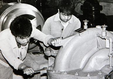 胜利油田第一座水处理工厂民丰水厂:净化之间,是时代变迁的故事