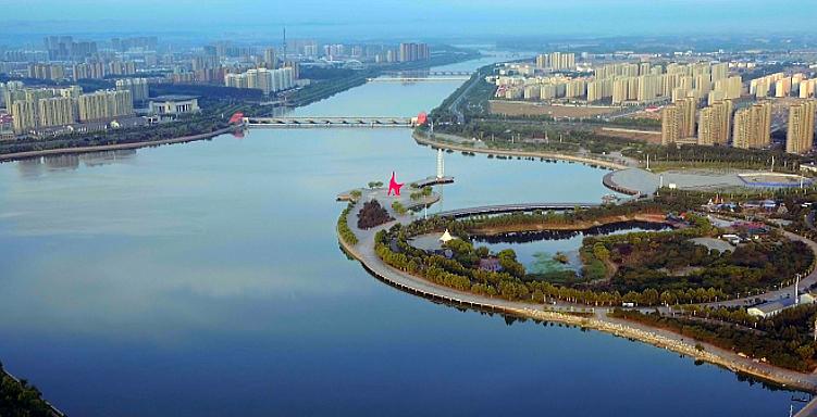 """聚焦现代化高品质新潍坊:打好""""碧水保卫战"""" 让城市因水而灵动"""