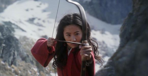 刘亦菲主演《花木兰》改档 延期至8月21日上映