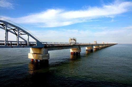 东营港25万吨级原油进口泊位及配套工程用海预审获批