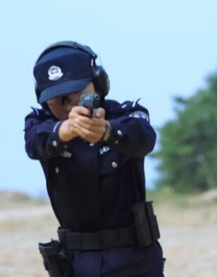 95后女槍王:如果可以,我希望不開槍