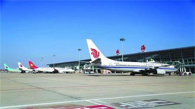威海機場停機坪及附屬設施擴建工程進展順利