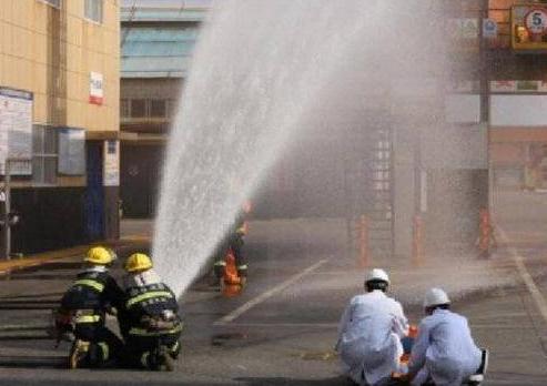 垦利区举办2020年危险化学品生产安全事故应急演练