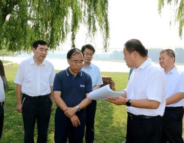 黄河滨州段昨日凌晨迎来今年以来最大流量