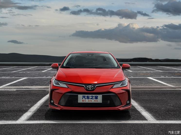 卡罗拉卖得最好 一汽丰田公布6月销量