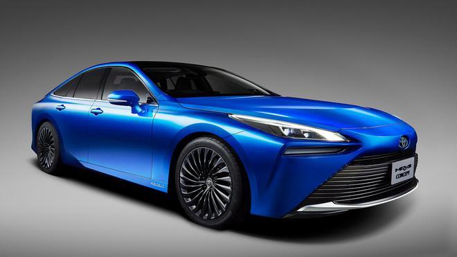 全新第2代丰田MIRAI将于10月全球首发 改为后轮驱动