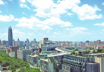共创文明城 处处皆风景 济南掀起文明城市创建新高潮