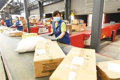 国家邮政局:6月中国快递发展指数为364.2