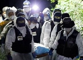 组图|失联的韩国首尔市长已身亡 遗体被找到