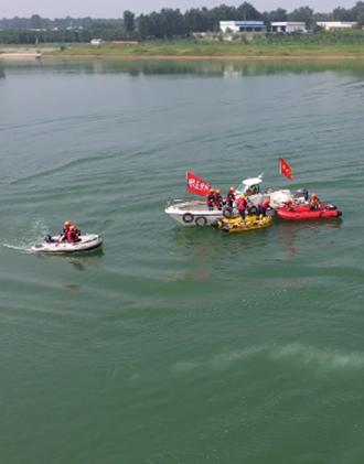 水上救生、群众转移…超燃防汛演练在潍坊上演