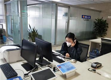 """潍坊高密""""非接触""""式办税比例提升到90%以上"""