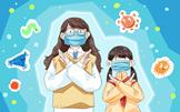 专家提醒:千万别因怕热摘下口罩
