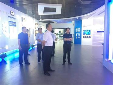 經區招商團隊赴上海、合肥、濟南開展招商促進活動