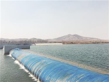 威海15座大中型水庫均在汛限水位以下運行