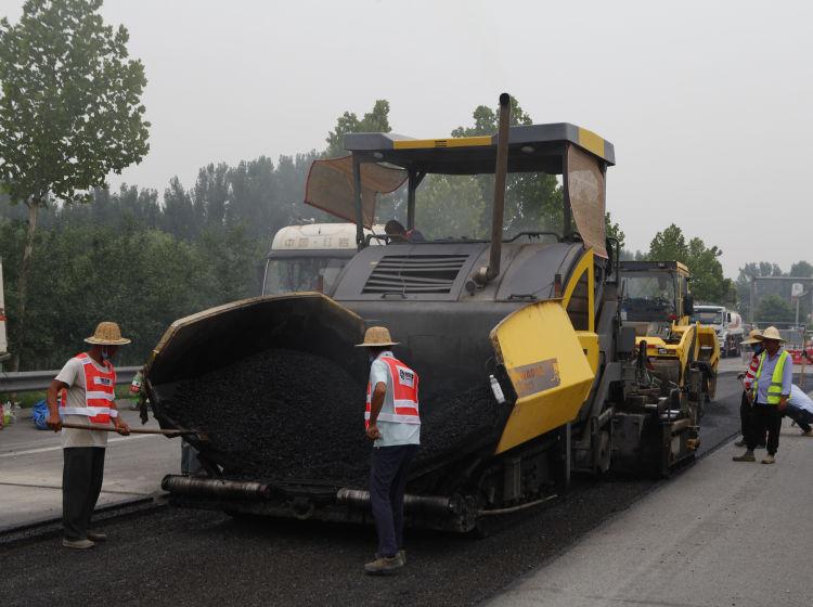 小清河复航淄博段等9个在建重点交通项目全面完成半年工作任务